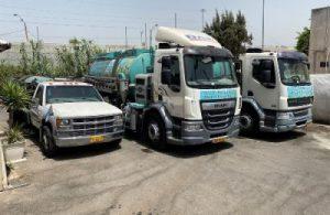 ביובית בתל אביב